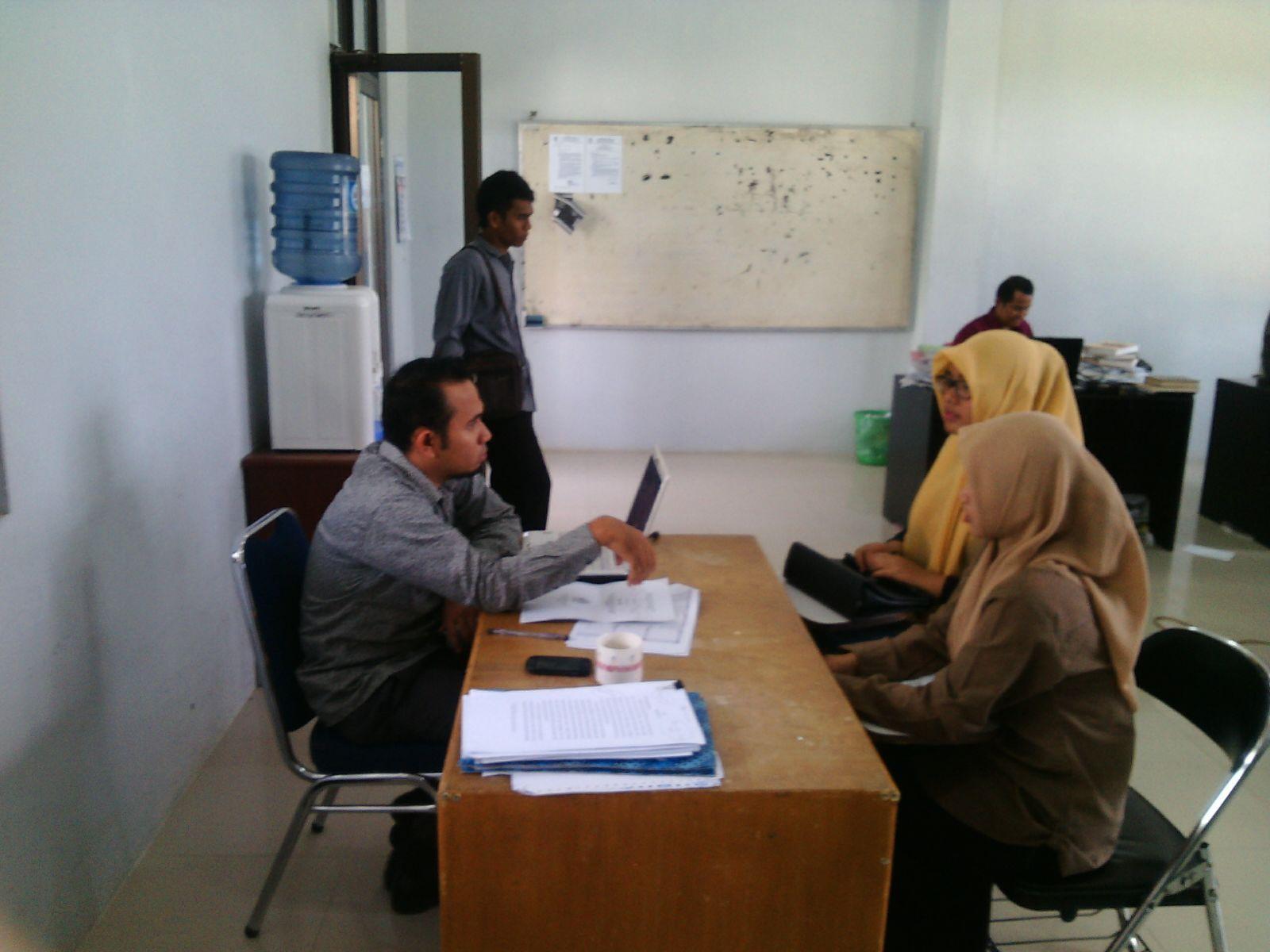 Konsultasi Proposal Mahasiswa Muamalah Membludak