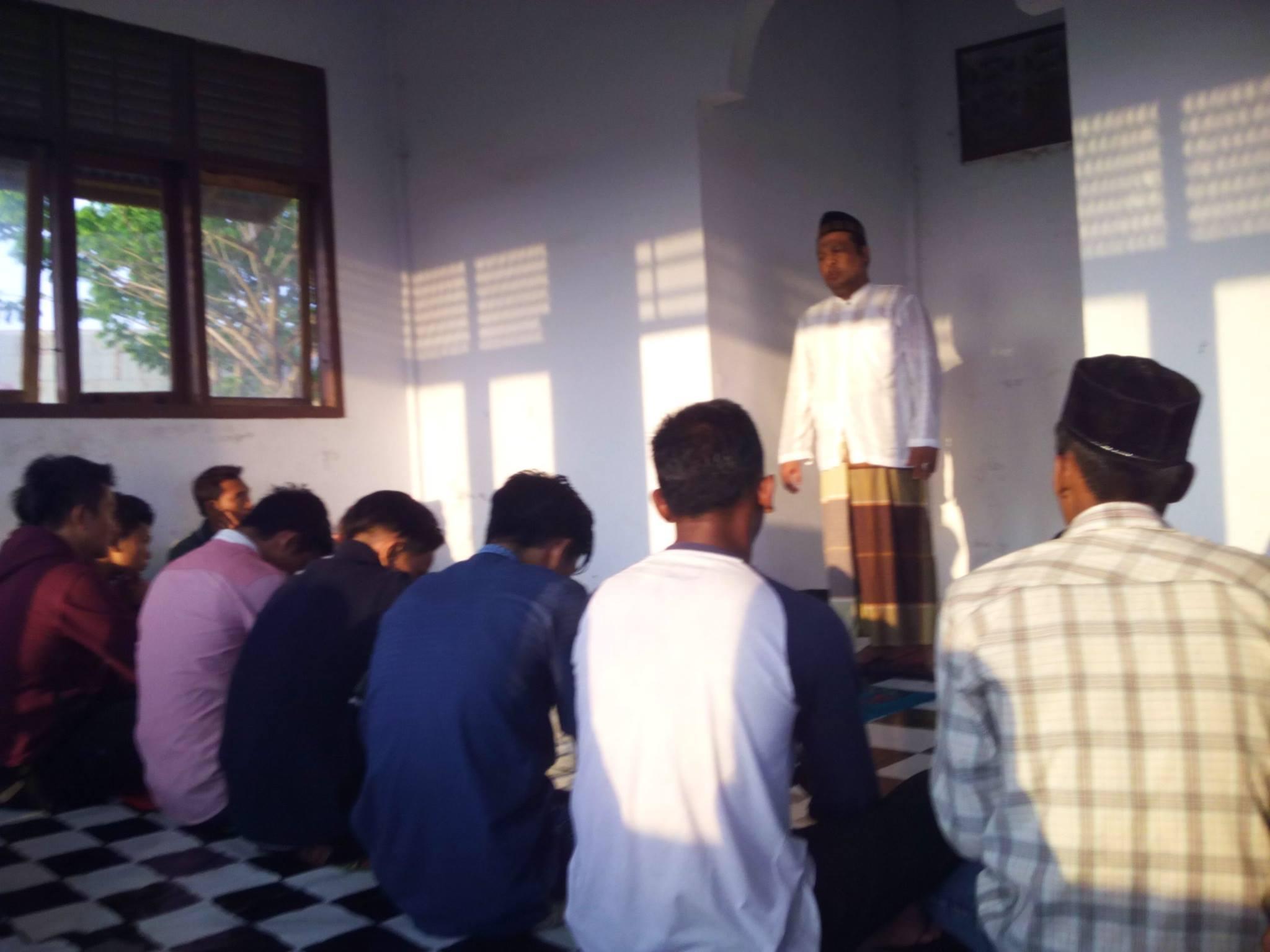 Pusat Studi Ilmu Falak Gelar Pengamatan GMS dan Shalat Kusuf
