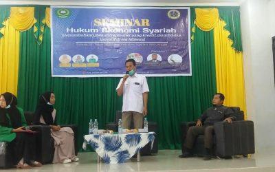 HMJ Hukum Ekonomi Syariah (HES) Adakan Seminar Entrepreneurship