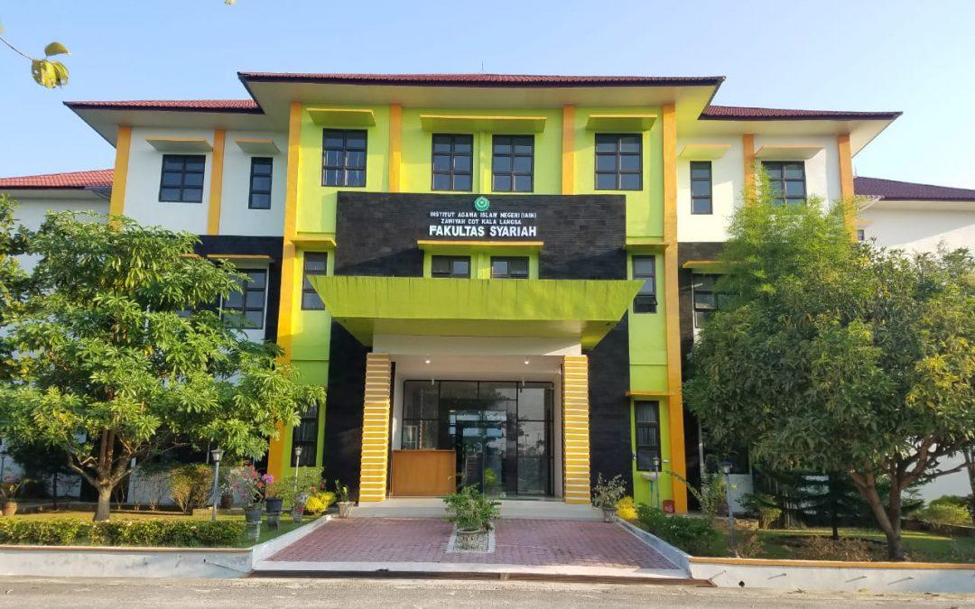 Penerimaan Mahasiswa Baru Fakultas Syariah IAIN Langsa Jalur Mandiri Telah Dibuka