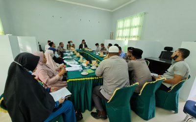 Fakultas Syariah IAIN Langsa Evaluasi Mutu Akademik