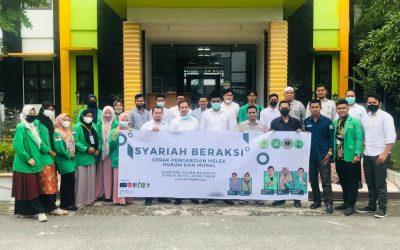 Fakultas Syariah IAIN Langsa Melepas Kegiatan Mahasiswa Syariah Beraksi